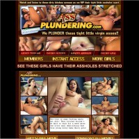 Ass Plundering review