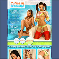 Cuties In Stockings review