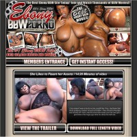 Ebony BBW Porno review
