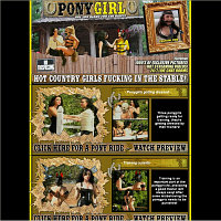 Pony Girl review