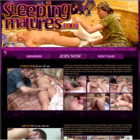 Sleeping Matures review