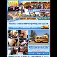 Teen Slut Bus review